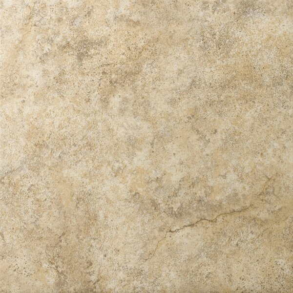 Toledo 7 x 7 Ceramic Field Tile in Walnut by Emser Tile