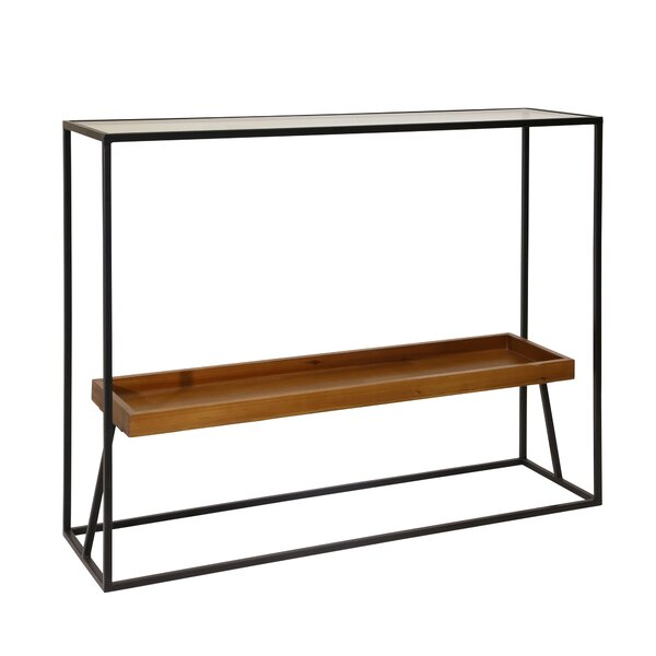 George Oliver Glass Console Tables