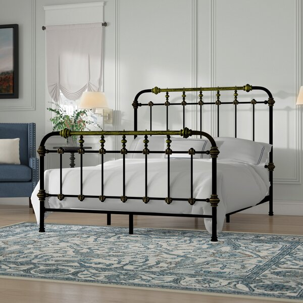 Katharine Standard Bed by Darby Home Co