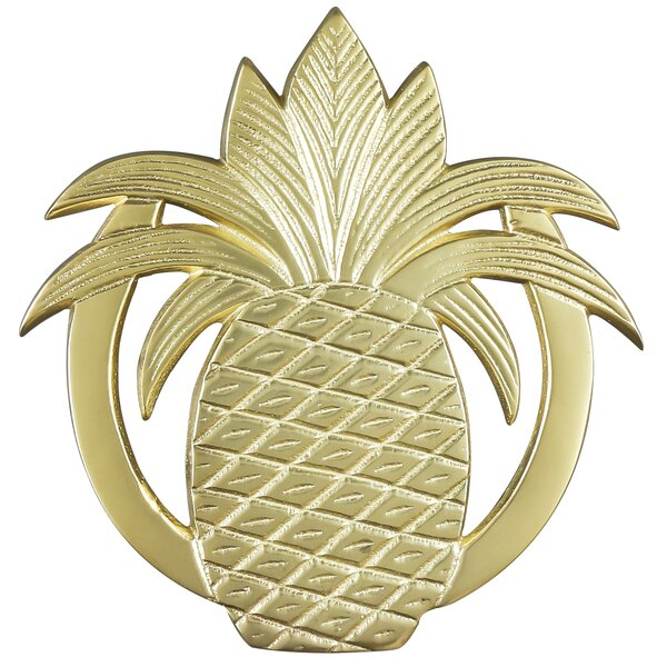Old Hollywood Pineapple Trivet by Thirstystone