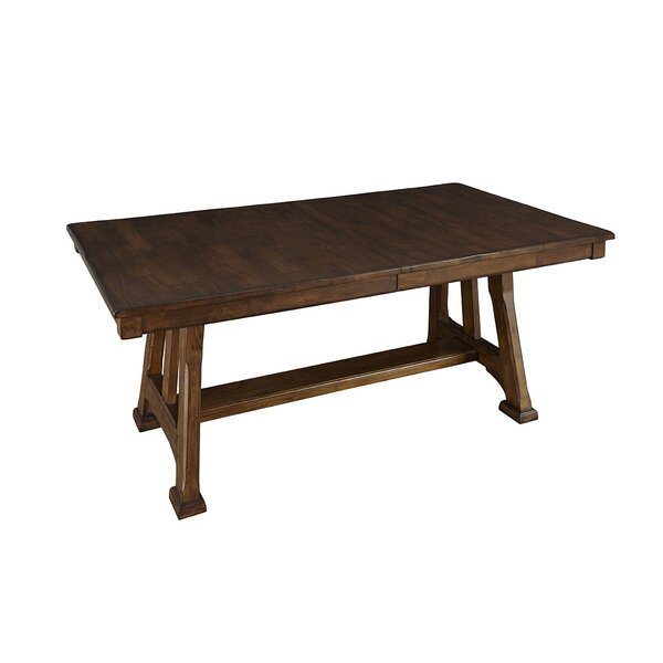 Billings Extendable Dining Table by Loon Peak