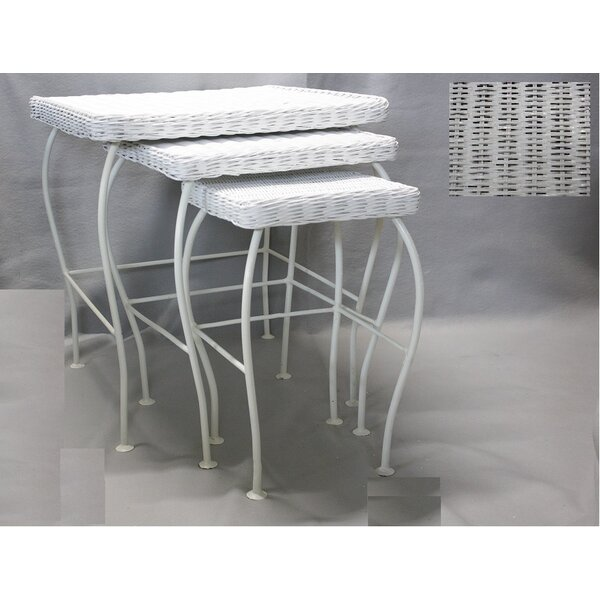 Eastland 3 Piece Nesting Tables By August Grove