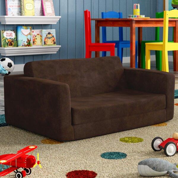 Giancarlo Flip Toddler Sofa by Viv + Rae