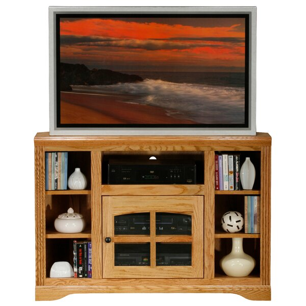 Glastonbury Solid Wood TV Stand For TVs Up To 50