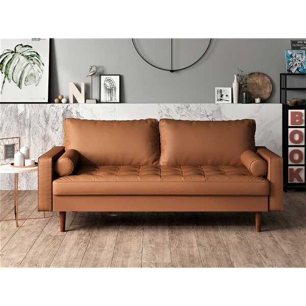 Lincoln Loveseat by Modern Rustic Interiors