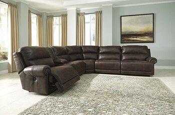 Genola Right Hand Facing Reclining Sectional by Red Barrel Studio
