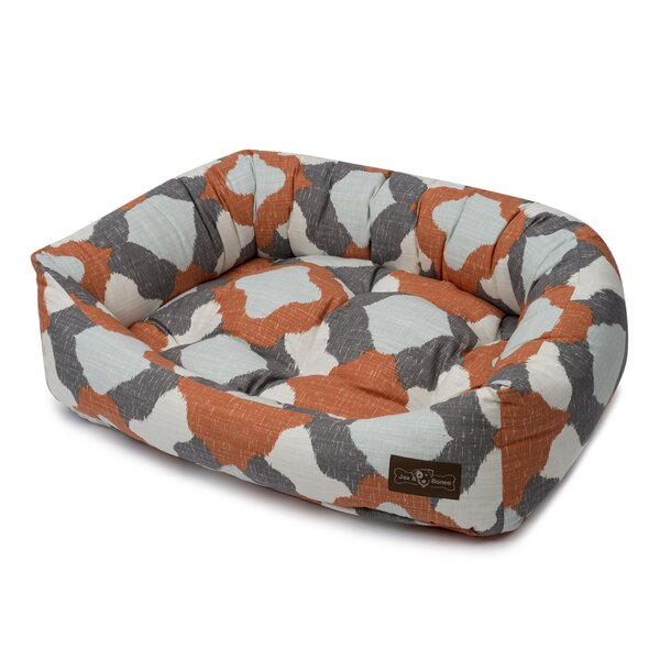 Mosque Apricot Napper Bed Bolster by Jax & Bones