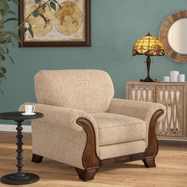 Stoutland Armchair by Fleur De Lis Living