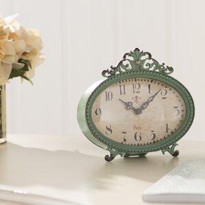 Mantel U0026 Tabletop Clocks Youu0027ll Love | Wayfair