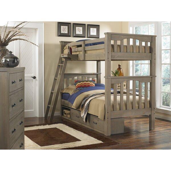 Allan Twin Storage Bunk Bed by Viv + Rae