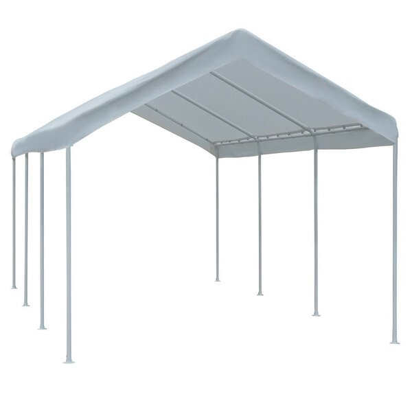 10 Ft. W X 20 Ft. D Canopy By Abba Patio.