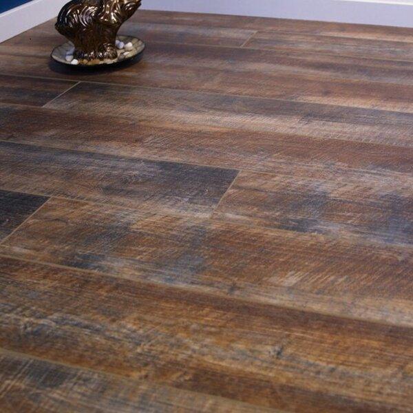 8 x 48 x 12mm Pine Laminate Flooring in Embossed by Islander Flooring
