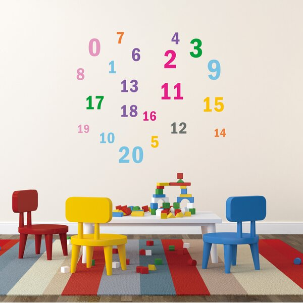 Kids Wall Decal by Pop Decors