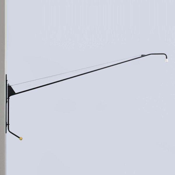 Prouvé Potence Swing Arm Lamp by Stilnovo