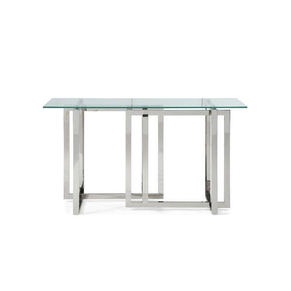 Mccreight Modern Console Table By Orren Ellis