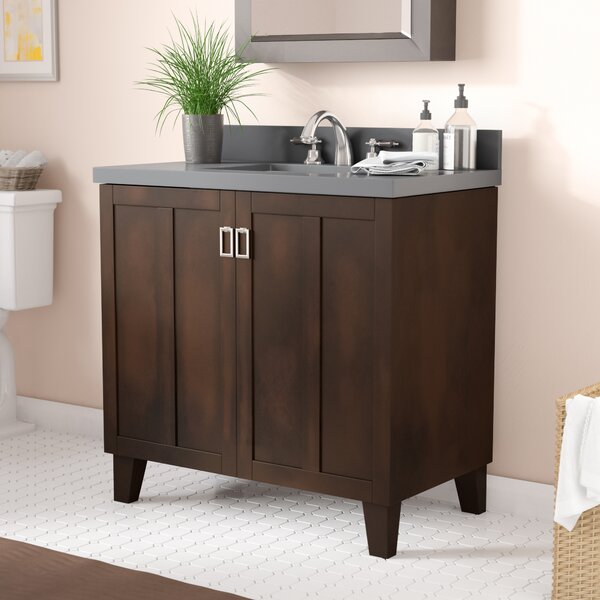 Ehlert 36 Single Bathroom Vanity Set by Ivy BronxEhlert 36 Single Bathroom Vanity Set by Ivy Bronx