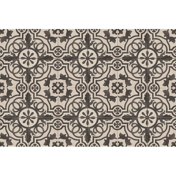 Design Evo 8 x 8 Porcelain Field Tile in Beige/Brown by Travis Tile Sales