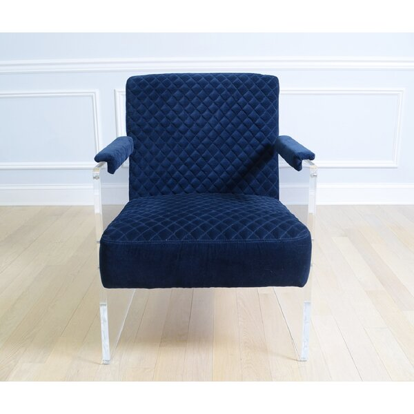 Tribecca 21-inch Armchair by Pasargad Pasargad