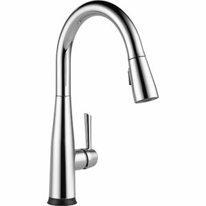 Essa Pull Down Touch Single Handle Kitchen Faucet with MagnaTite Docking and Touch20 Technology