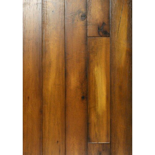 Vineyard 7.5 Engineered Maple Hardwood Flooring in Albarossa by Albero Valley