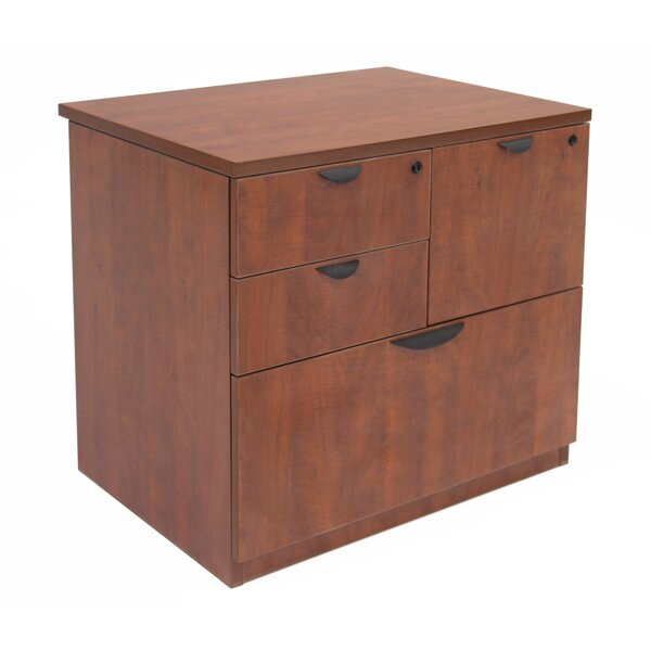 Linh 4 Drawer Lateral File by Latitude Run