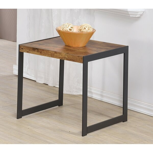 Cheatham End Table by Williston Forge