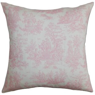 Pink French Toile Bedding | Wayfair