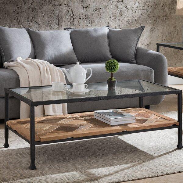 Lia Coffee Table By Gracie Oaks