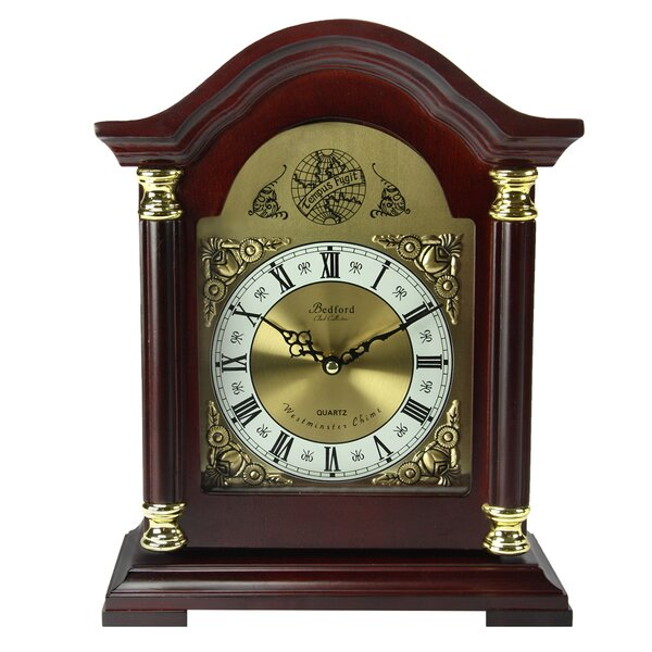 Mantel Clock by Bedford Clocks