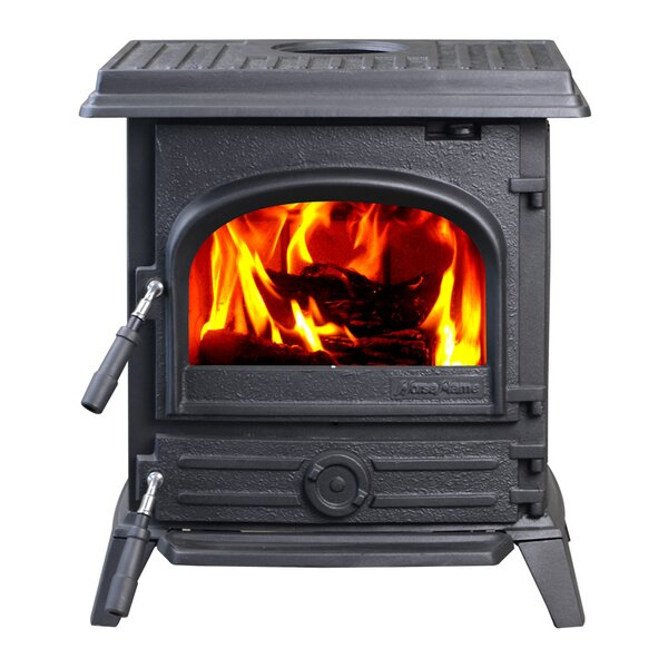 Pony Nordic 1,500 sq. ft. Direct Vent Wood Stove by Hi-Flame