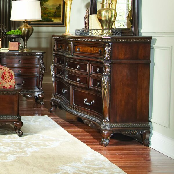 Chorleywood 10 Drawer Dresser by Astoria Grand