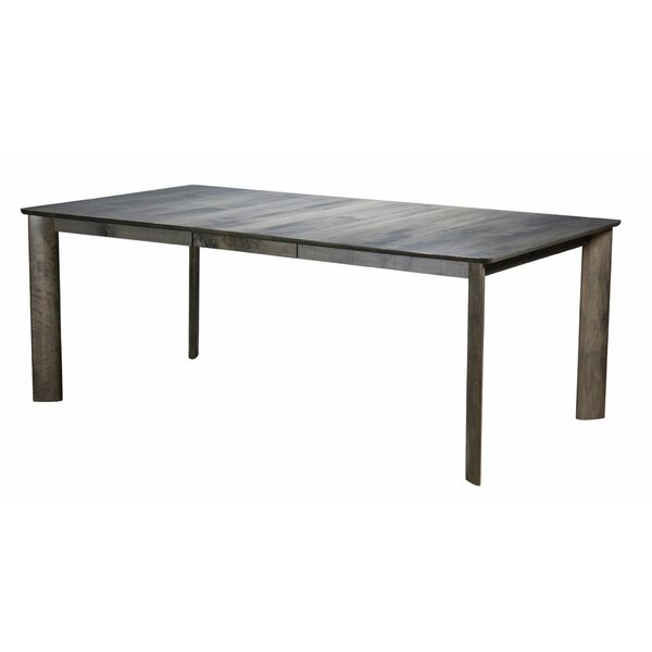 Marydel Extendable Solid Wood Dining Table by Union Rustic