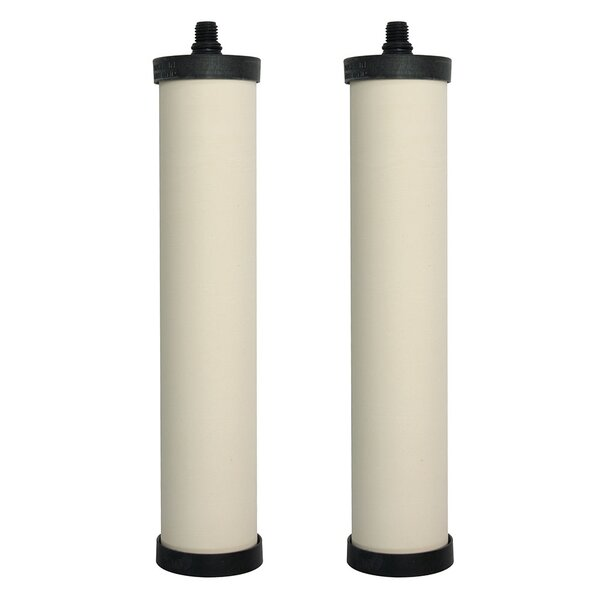 Under-Sink Replacement Filter (set Of 2) By Franke.