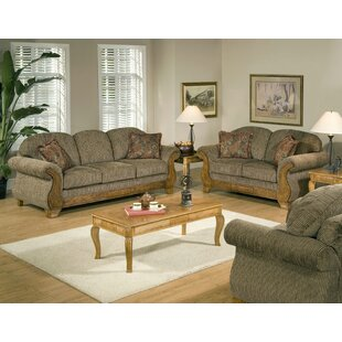 Top 3 Piece Coffee Table Set By Serta Upholstery