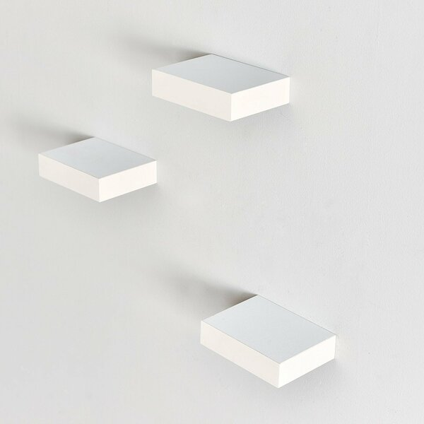 Backer 3 Piece Wall Shelf Set by Orren Ellis