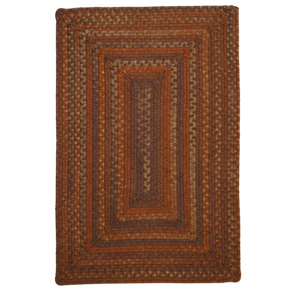 Ridgevale Audobon Russet Area Rug by Colonial Mills