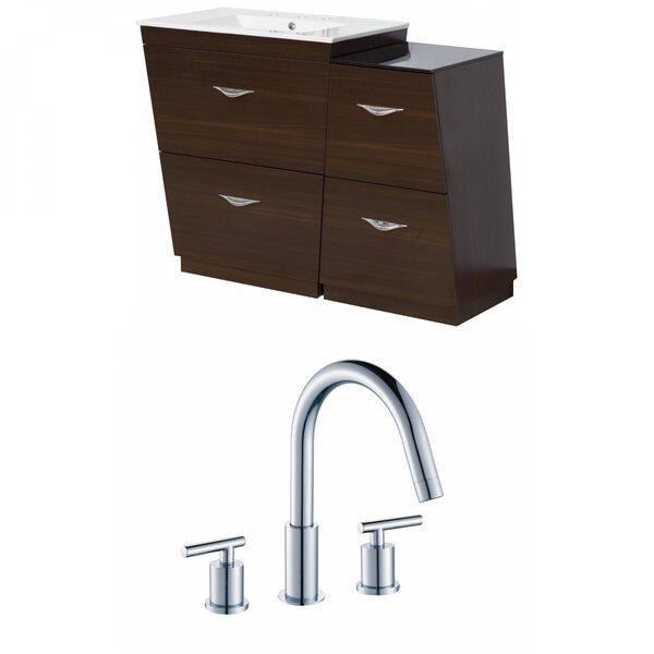 Vee 50 Single Bathroom Vanity Set