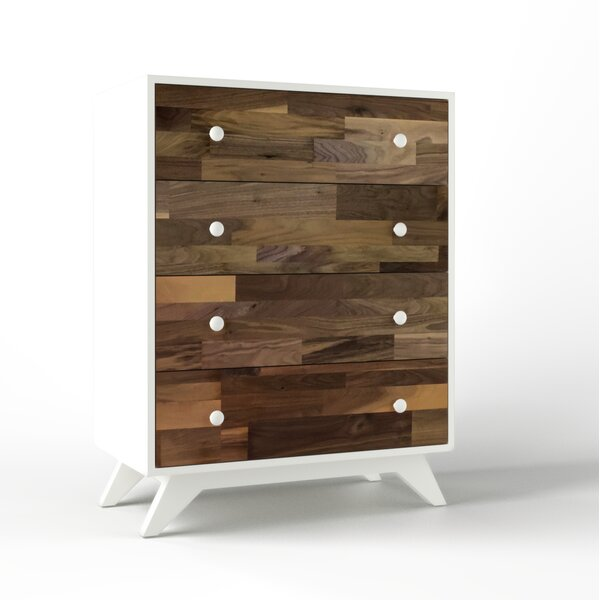 Austwell 4 Drawer Chest by Isabelle & Max