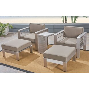 Cecil 5 Piece Sofa Seating Group By Orren Ellis