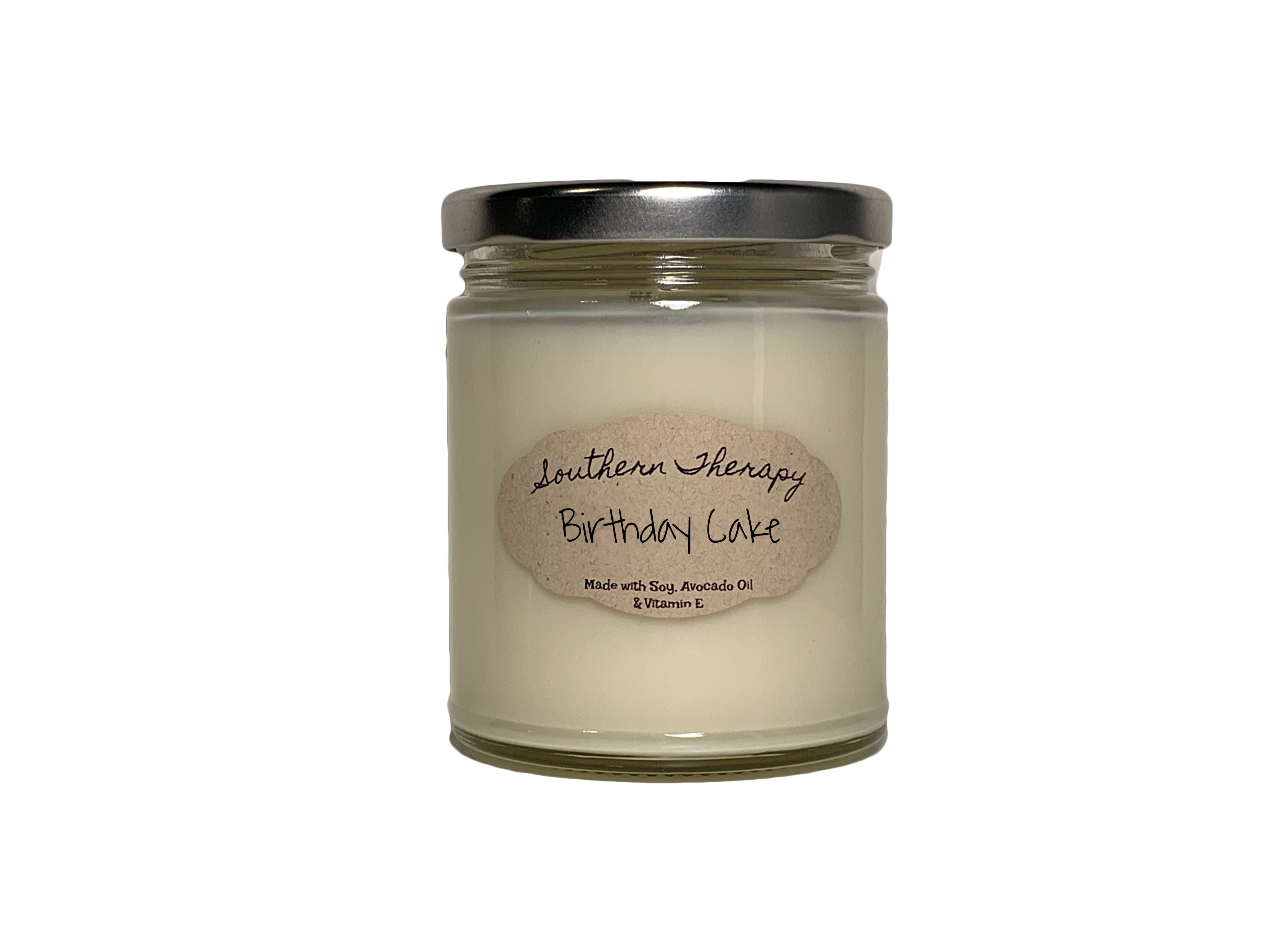 Amazing Southern Therapy Candles Birthday Cake Scented Jar Candle Wayfair Funny Birthday Cards Online Unhofree Goldxyz