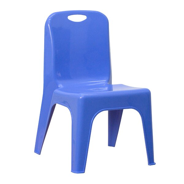 11.25 Plastic Classroom Chair by Flash Furniture