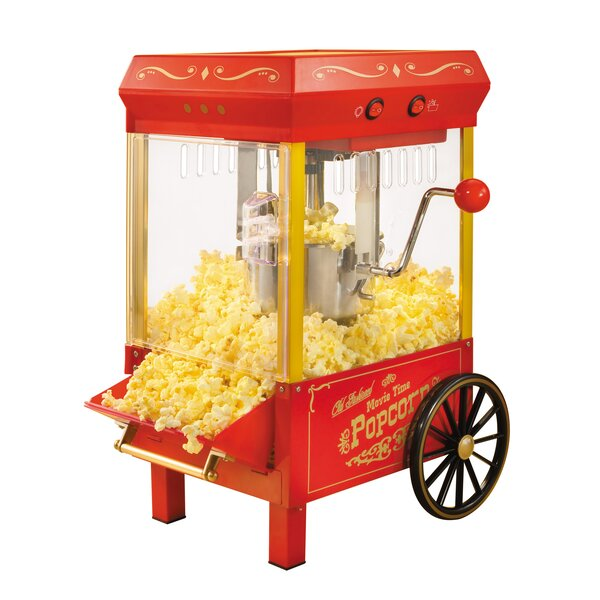 3 oz. Old Fashioned Popcorn Maker by Nostalgia