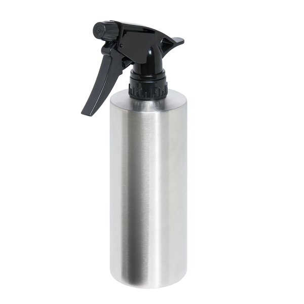 Stainless Steel Spray Bottle Syrup Dispenser by Honey Can Do