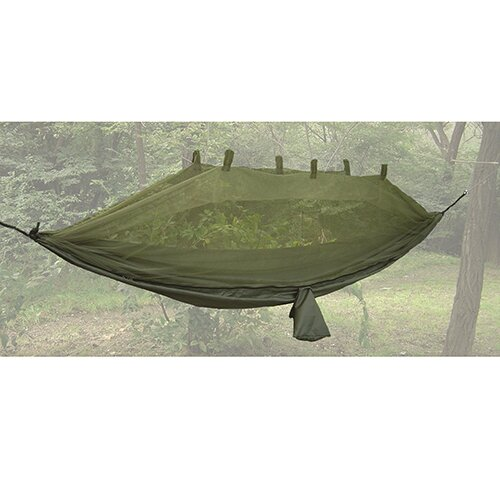 Lavenia Jungle Camping Hammock Net by Freeport Park