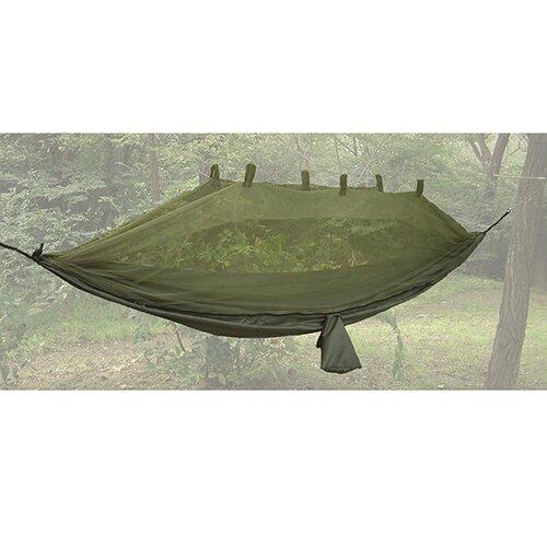 Lavenia Jungle Camping Hammock Net by Freeport Park