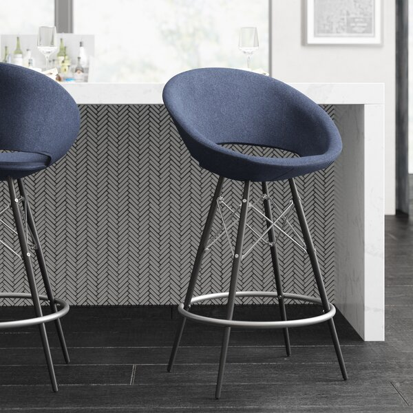 Rowena Counter & Bar Stool by Ivy Bronx Ivy Bronx