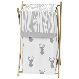 Top Reviews Stag Laundry Hamper By Sweet Jojo Designs