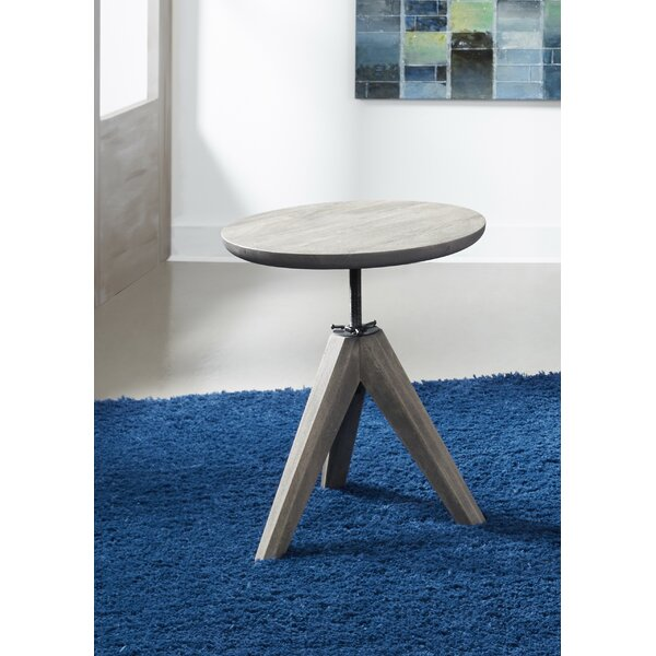 Zapata End Table by Union Rustic