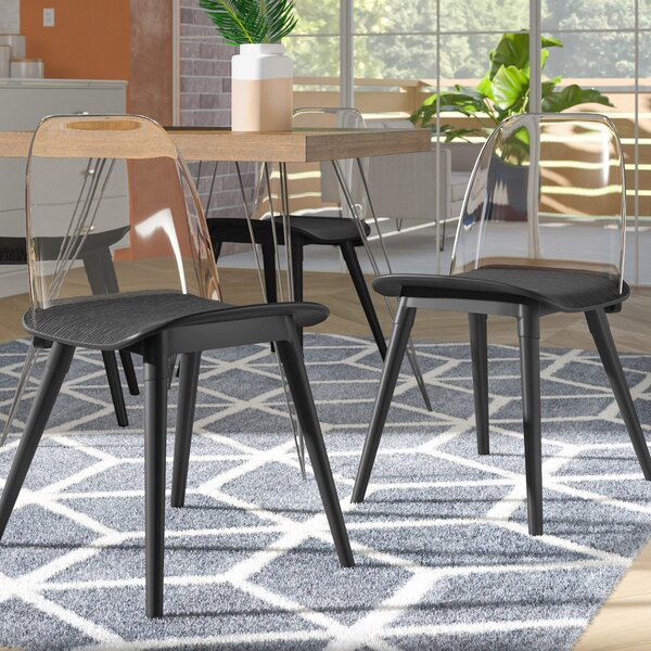 Fields Dining Chair (Set of 2) by Brayden Studio