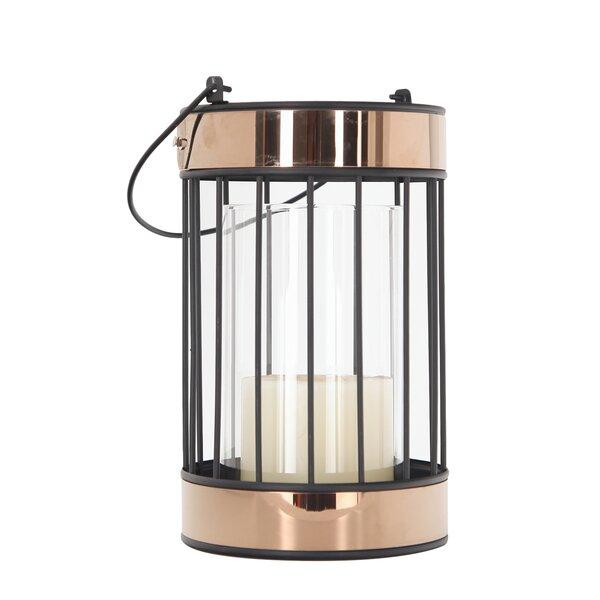 Glass Lantern by Red Barrel Studio